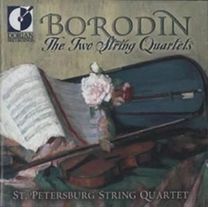 Borodin: The Two String Quartets Product Image