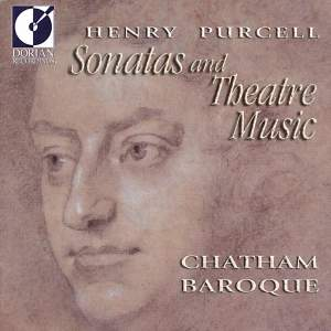 Purcell: Sonatas And Theatre Music Product Image