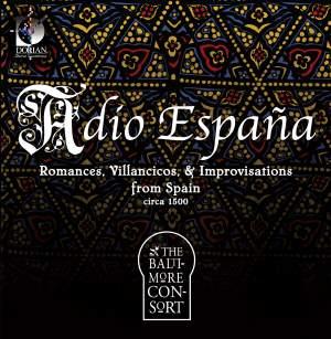 Adio Espana: Romances, Sonatas