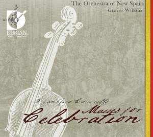 Francisco Courcelle: Masses for Celebration Product Image