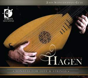 Hagen - Sonatas for Lute & Strings Product Image