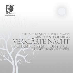 Schoenberg - Verklärte Nacht & Chamber Symphony No. 1 Product Image