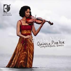 Quincy Porter : Complete Viola Works