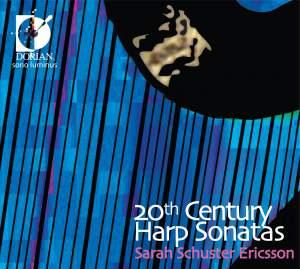20th Century Harp Sonatas Product Image