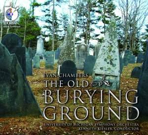Chambers, E: The Old Burying Ground, Books I & II Product Image