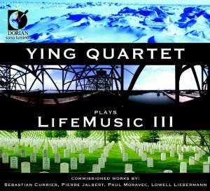 Ying Quartet plays LifeMusic III