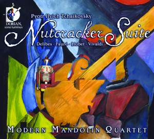 Modern Mandolin Quartet: Nutcracker Suite