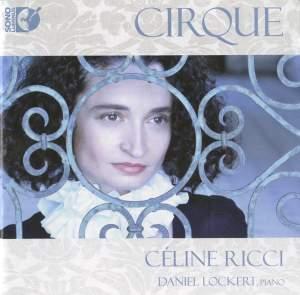 Céline Ricci: Cirque Product Image