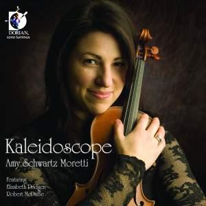 Amy Schwartz Moretti: Kaleidoscope Product Image