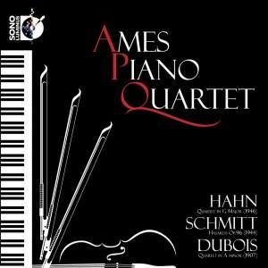 Ames Piano Quartet play Hahn, Schmitt & Dubois Product Image