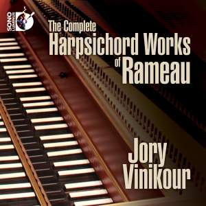 The Complete Harpsichord Works of Rameau Product Image