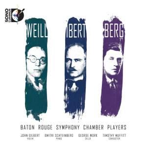 Weill - Ibert - Berg
