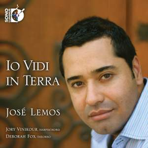 José Lemos: Io Vidi in Terra