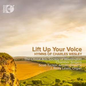 Lift Up Your Voice: Hymns of Charles Wesley
