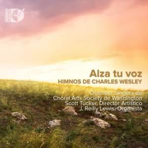 Alaz tu voz: Himnos de Charles Wesley