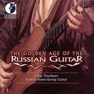 The Golden Age of the Russian Guitar Product Image