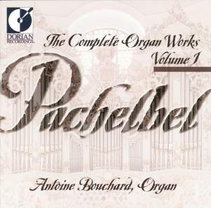 Pachelbel: Complete Organ Works, Vol. 1 Product Image