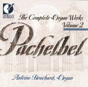 Pachelbel: Complete Organ Works Vol 2 Product Image