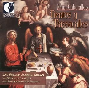 Juan Cabanilles: Tientos y Passacalles Product Image