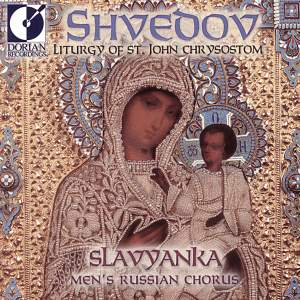 Shvedov: Liturgy Of St.John Product Image