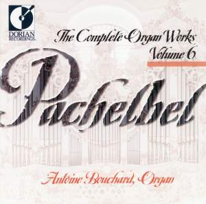 Pachelbel: Complete Organ Works, Vol.6 Product Image