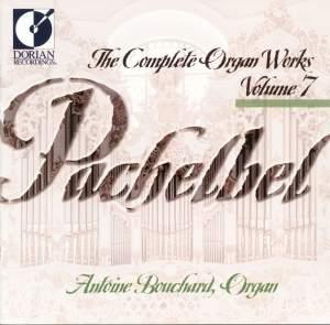 Pachelbel: Complete Organ Works Vol. 7 Product Image
