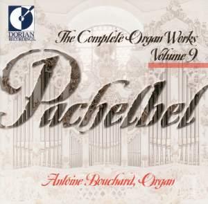 Pachelbel: Complete Organ Works, Vol. 9 Product Image