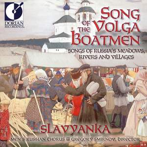 Songs of the Volga Boatmen Product Image
