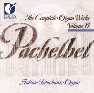 Pachelbel: Complete Organ Works Vol. 10 Product Image