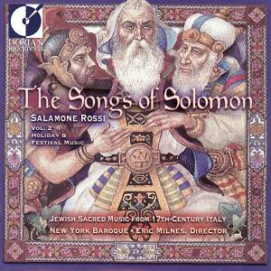 Rossi, S: The Songs of Solomon Product Image