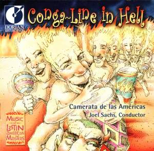 Conga-Line In Hell Product Image