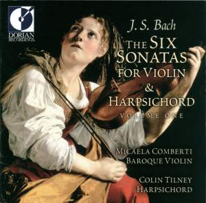 Bach: Sonatas for Violin and Harpsichord Product Image