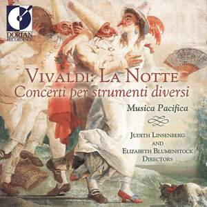 Vivaldi: La Notte Product Image
