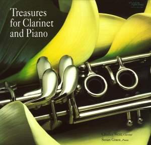 Treasures for Clarinet & Piano