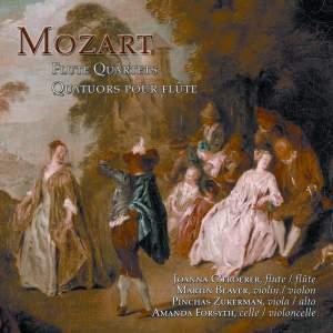 Mozart Flute Quartets etc. Product Image