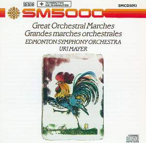 Canadian Broadcast Orch: Marches/mayer