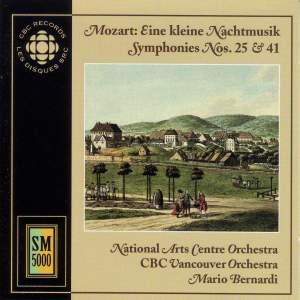 Mozart: Eine Kleine Nachtmusik etc