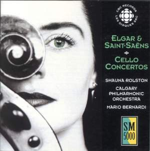 Elgar & Saint-Saëns: Cello Concertos