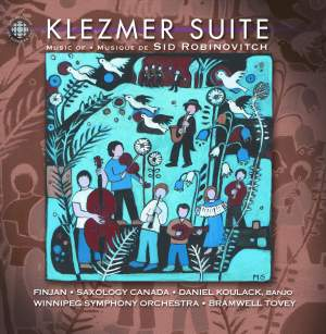 Sid Robinovitch: Klezmer Suite Product Image