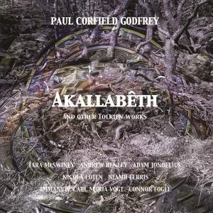 Godfrey: Akallabeth and Other Tolkien Works Product Image
