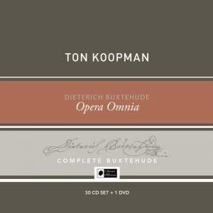 Opera Omnia - Buxtehude Collector's Box Product Image