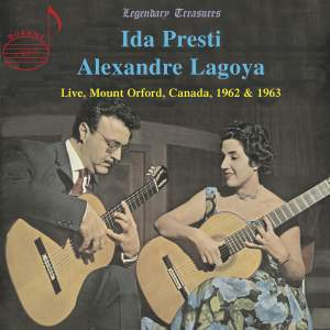 Presti & Lagoya, Live from Mount Orford, Canada, 1962 & 1963