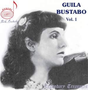 Guila Bustabo, Vol. 1