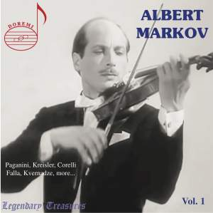 Albert Markov, Vol. 1