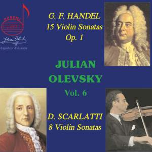 Julian Olevsky Volume 6