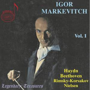 Igor Markevitch, Vol. 1