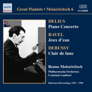 Great Pianists - Moiseiwitsch 6 Product Image