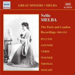 Great Singers - Nellie Melba Product Image