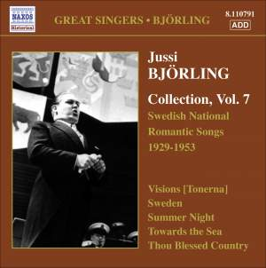 Jussi Björling Collection, Vol. 7