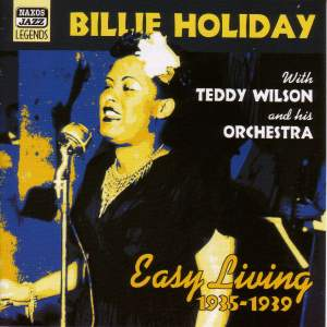 Billie Holiday - Easy Living (1935-1939) Product Image